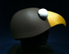 Eagle Hat with Eye Expression